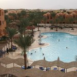 Photo de Jaz Makadi Oasis Resort and Club
