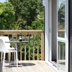 Seaview Apartment: Outside Deck