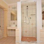 Roman Room Bathroom