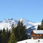 Skihütte im Montafon