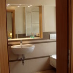 double room en suite - bathroom