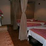 sweet lemongrass massage rooms