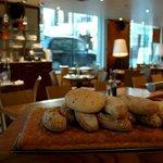 Grappolo Ristorante & Bar daily fresh italian bread & focaccia