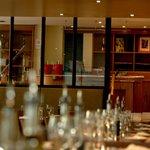 Grappolo Ristorante & Bar welcoming reception