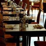 Grappolo Ristorante & Bar table setting