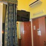 Camere con tv LCD