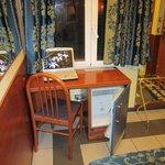 Camere con pc con accesso GRATUITO ad internet
