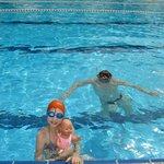 Большой бассейн Ялта-Интурист