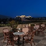Rooftop Bar & Lounge with Acropolis Views