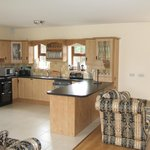 Kitchen Living Beech Lodge