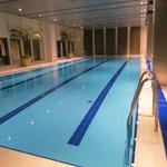 Pool at 6am