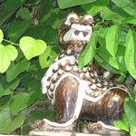 декоративные статуи