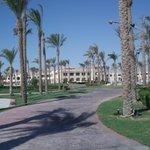 Hotel Aldiana Makadi Bay Zeer mooi hotel