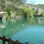Ristorante sul lago Votomos (stessa superba gestione)