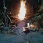 un bel bicchiere di vino BIOLOGICO