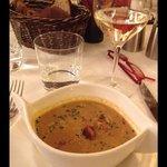 soup de langoustine