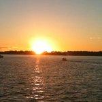 Sunset near Punta Mita