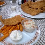 They call it Cajun Catfish - I call it delicious!