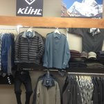 Kuhl clothing is the best and Amundsons prices beat online!