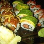 american maki sushi menu