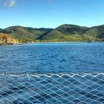 Sail Liberty: Waterlemon Cay area (snorkeling)