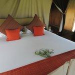 La tente chambre !