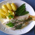 Restaurant Greni : sole meunière