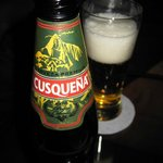 Local beer, Cusqueña