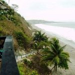 Escalera a la playa
