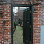 entrance from St Chartres Street to your room