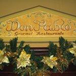 One of the best restaurants à la carte