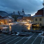 View of Brasov square