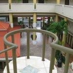 Stairs/Balcony