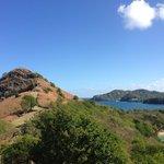 Pigeon Island View