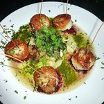 Seared Scallop Special