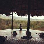 yoga at casa maderas!