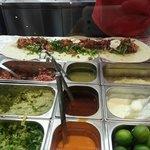 My El Triple under preparation - mouth watering!!