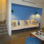 Lounge in the bangaloo
