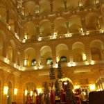 Hall du Boscolo Hotel