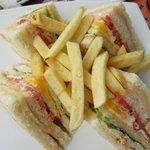 Chicken Club Sandwich