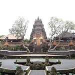 Royal Family Temple in Ubud