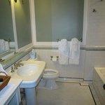Loved the bathroom!