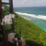 The beautiful, relaxing view