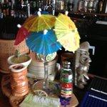 tropical drinks! :)