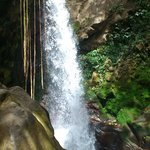 La Oropendola waterfall