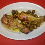 pollo con olive piccanti