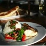 All food is sourced locally and is mouthwatering