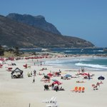 Cliffton Beach, Cape Town, South Africa.