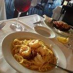 Shrimp Scampi &Lasagnia