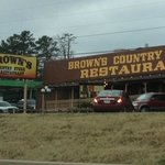 Brown's Country Store & Restaurant Foto